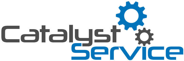 Catalyst Service logo.